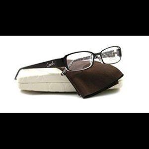 Women's Coach Eyeglasses Avery 625 Black